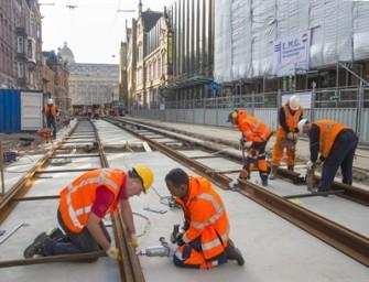 UPDATE – DZP vernieuwing Leidseplein voor op planning