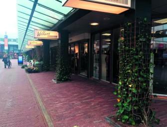 Winkelgebied Almere Haven krijgt weer wintersfeerverlichting
